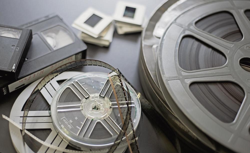 Digitalisieren Dortmund: Filme und Dias